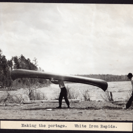 Photo Gallery: Superior National Forest Boundary Waters Historical Photos