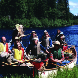 Gray Hairs: Saving a Place for Youth in the Great Outdoors