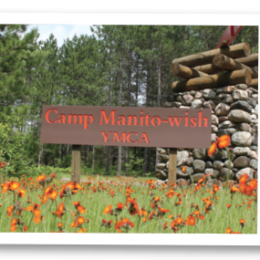 Camp Manito-wish—Where Kids Try it, Change it, and Try Again