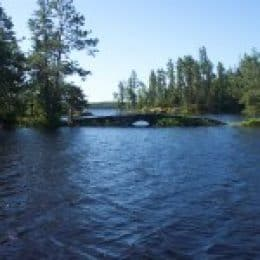 High Water Wreaks Havoc on Rainy Lake