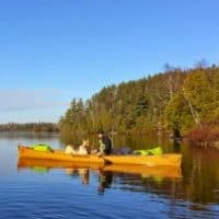 Cold and Lonely: Late Season Solitude in the Boundary Waters