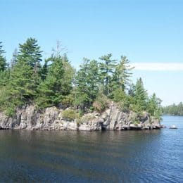 Sixty-One Acres Added to Voyageurs National Park