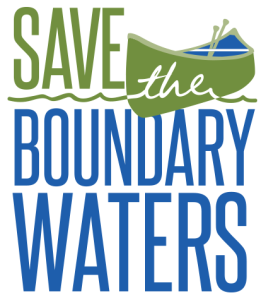 save-the-boundary-waters-logo