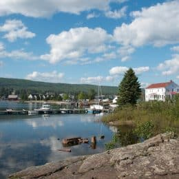 "Grand Marais Leads Voting for ""America's Coolest Small Town"" Contest"