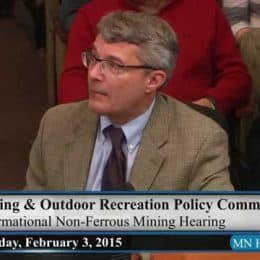 Top Tweets, Video From Minnesota Legislature's Mining Hearing