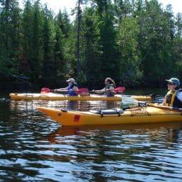 Kayakers Can Quit Worrying About Campsites At Voyageurs National Park