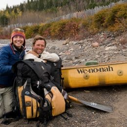 Next Adventure for Ely Couple Will Be Living in the Boundary Waters for a Year