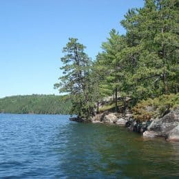Several Quetico Lakes Closed as Police Search for Survivalist