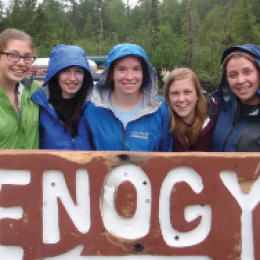 The Wilderness Canvas: YMCA Camp Menogyn