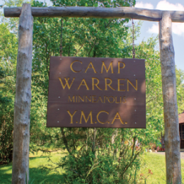 YMCA Camp Warren Turns 85