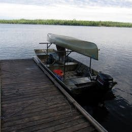 Lawsuit Seeks to Reduce Motorboat Tow Trips in the Boundary Waters