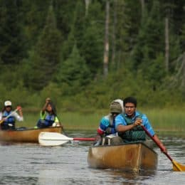 Immigrant Kids from Toronto Get a Close-Up Look at Quetico