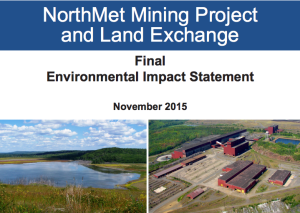 PolyMet Final Environmental Impact Statement