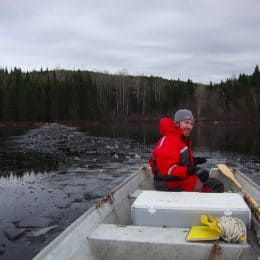 Pollution Ripples Through Wild Northern Lakes