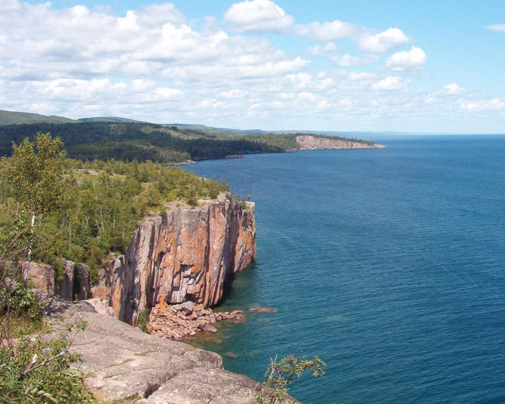 Palisade Head and Shovel Point on Minnesota's North Shore