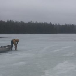 Ice-Out: Open Water Returns To Border Lakes