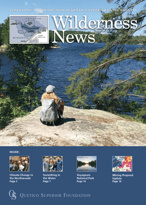 Wilderness News Spring 2016