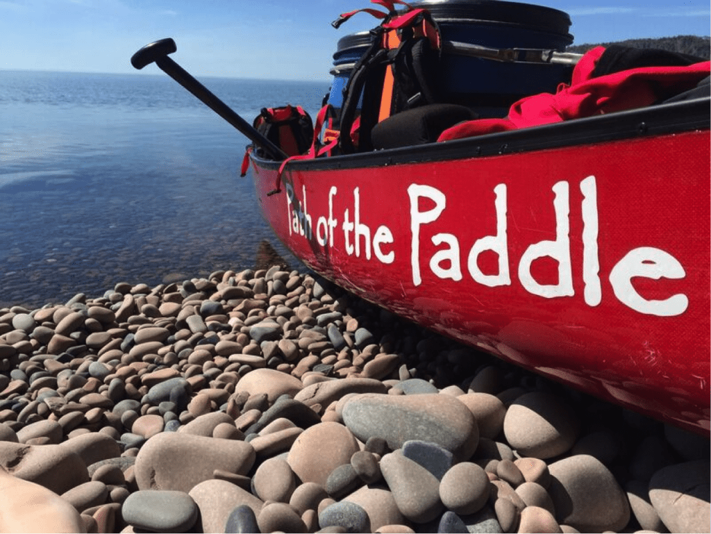 Photo courtesy Path of the Paddle