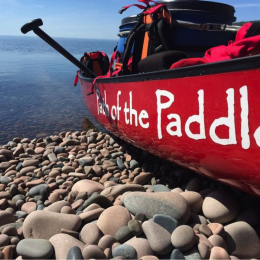 Guest Post: Blazing the 'Path of the Paddle' in Ontario