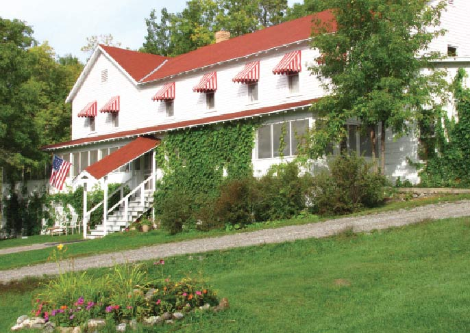 The Kettle Falls Hotel, photo courtesy National Park Service.