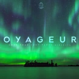 Watch: Gorgeous Northern Lights and Fall Colors at Voyageurs National Park