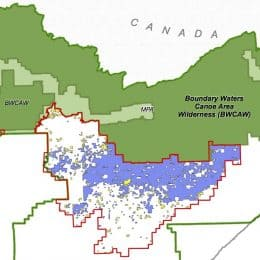 Public Input Requested on Move to Block Mining Near the Boundary Waters