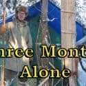 Watch: Three Months Alone in the Boundary Waters