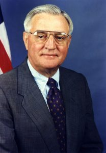 Walter Mondale as U.S. ambassador to Japan, 1993-1996 (Library of Congress)