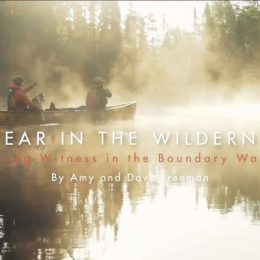 New book from couple who spent a year living in the Boundary Waters