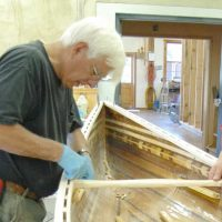 Canoe building: A life-changing experience