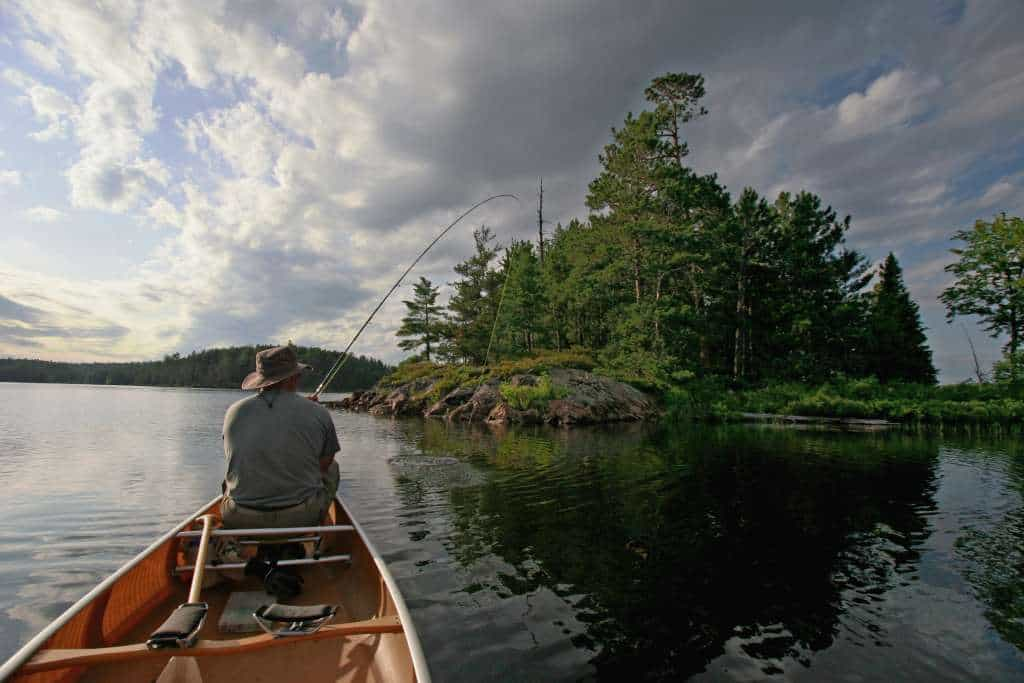 The Campaign to Save the Boundary Waters is working to protect the Boundary Waters watershed from proposed sulfide-ore copper mining. Photo by Brian O'Keefe.