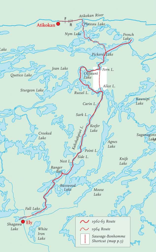 Racing Across the Wilderness | Quetico Superior Foundation