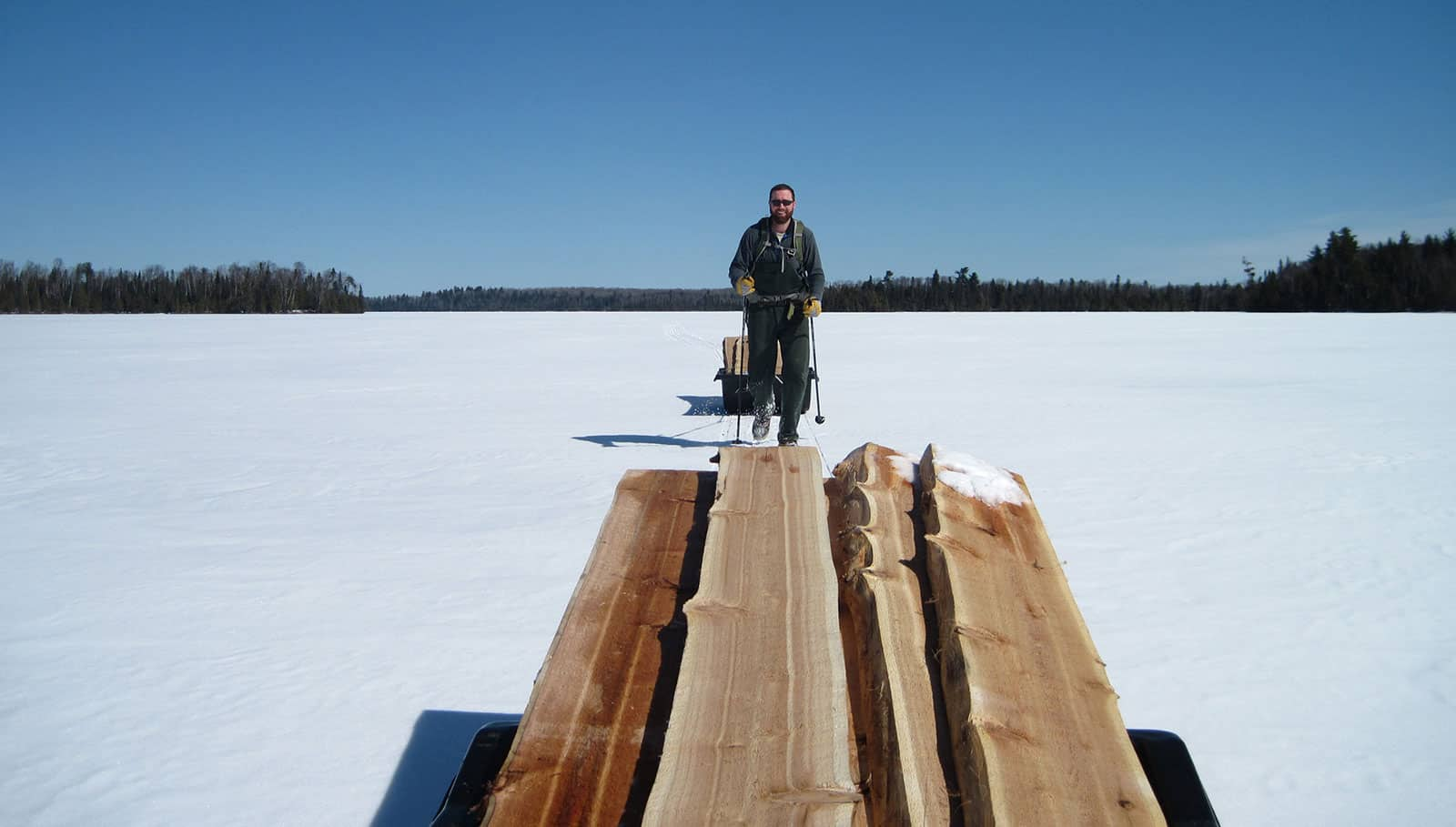 Winter Patrol in the Boundary Waters | Quetico Superior Foundation