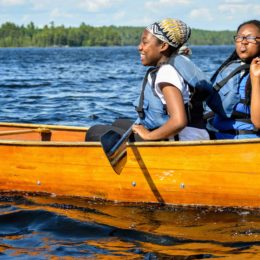 Teenagers from across Minnesota converge on Voyageurs for week on the water