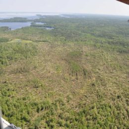 Tornado hits Voyageurs National Park for first time in recorded history